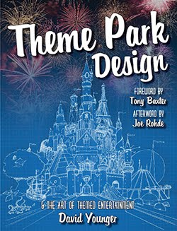 NEW! Theme Park Design Book!