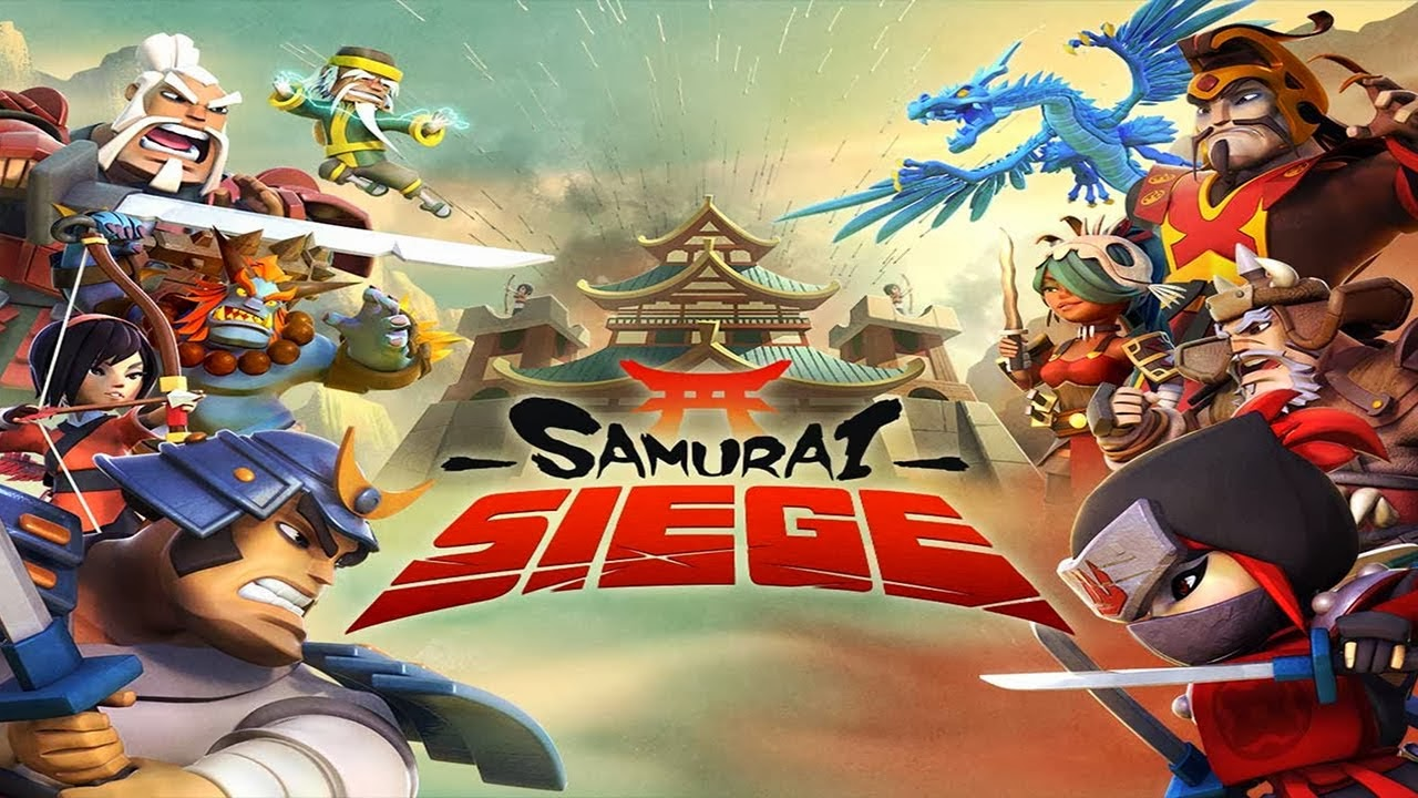 Samurai siege Hack Cheats Unlimited Diamonds Unlimited Gems