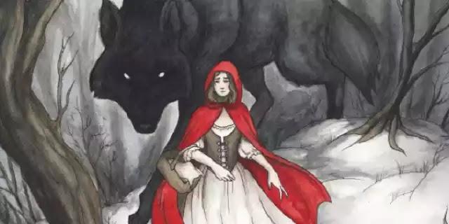 Το παραμύθι του συκοφαντημένου λύκου που κάνεις δεν άκουγε