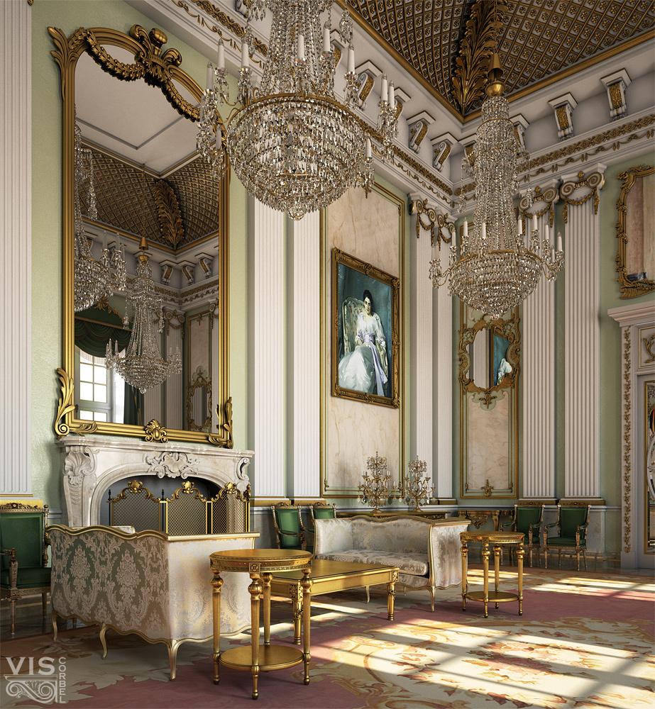 Furniture interior classic - Classic home interior design photos ...