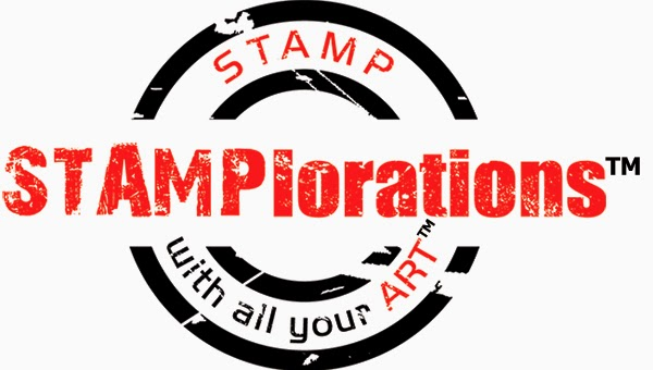 Proud to be sponsored by... STAMPlorations