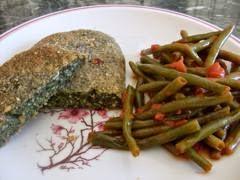 spinacine di tofu fermentato