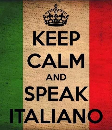 Felice di essere Italiana !