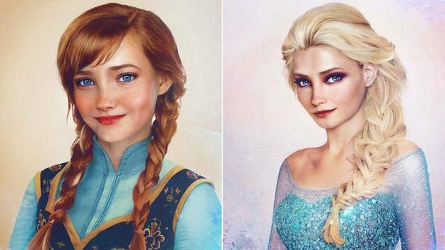 Decoding Disney: Incredible Drawings of Disney Characters