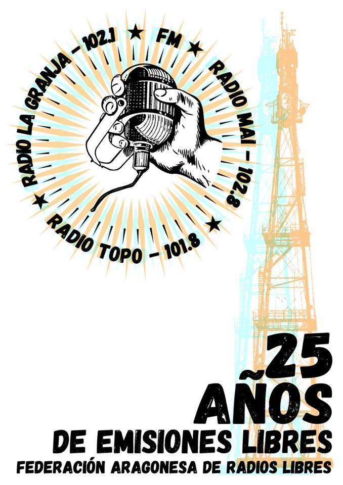 RADIOS LIBRES DE ZARAGOZA