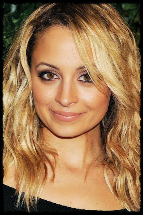 Nicole Richie Dark Golden Blonde