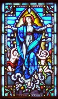 Assumption of Mary (St. Thomas the Apostle Church Bloomington, NJ)