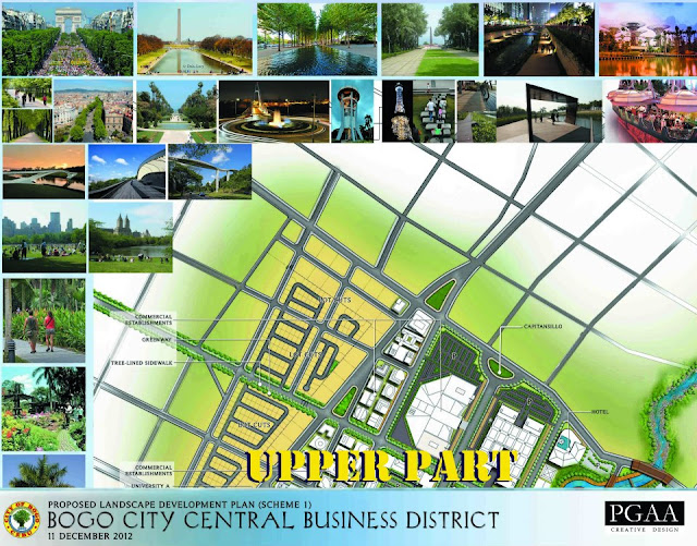 Bogo City Central Business District