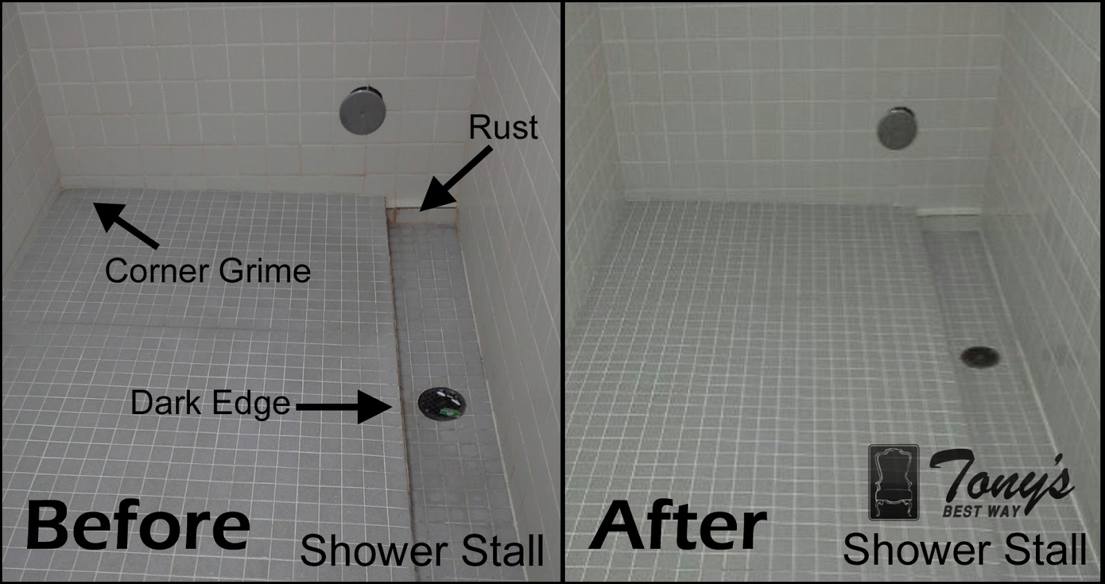 are your tile and grout floors locker room dirty 7