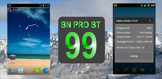 Battery Notifier Pro BT v2.1.8