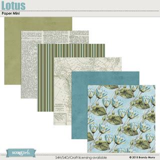 http://store.scrapgirls.com/Lotus-Paper-Mini.html