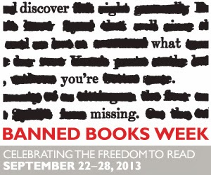 True Book Addict...True to Books: Banned Books Week: Modern Classic ...
