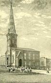Igreja Puritana antiga