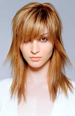 Long Shag Hairstyle Ideas 2013