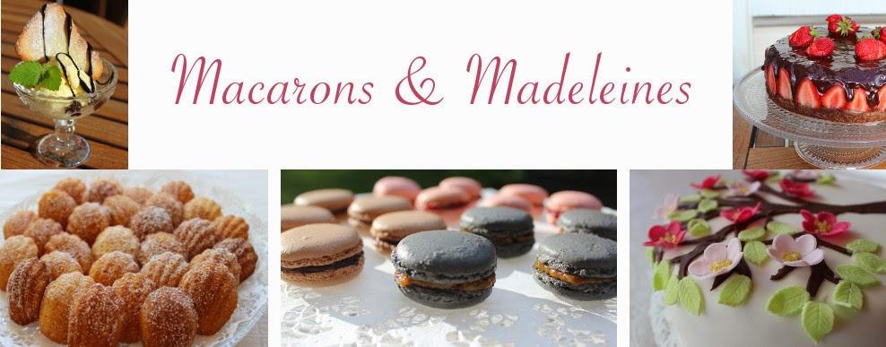 Macarons&Madeleines