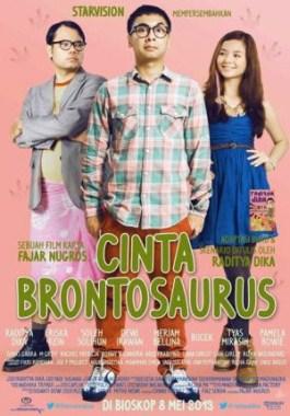 Resensi Film Cinta Brontosaurus - Raditya Dika