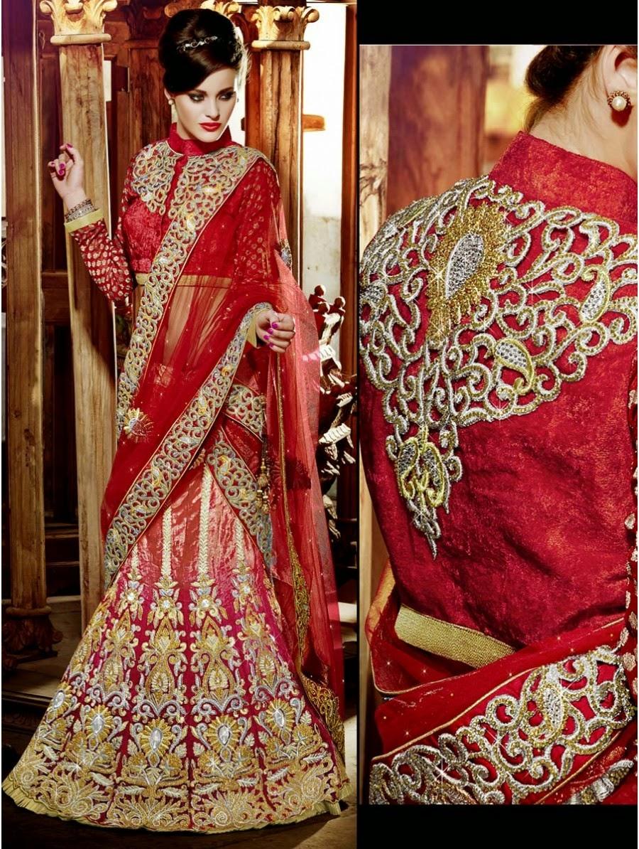 15 Best Bridal Lehenga Designs To Try