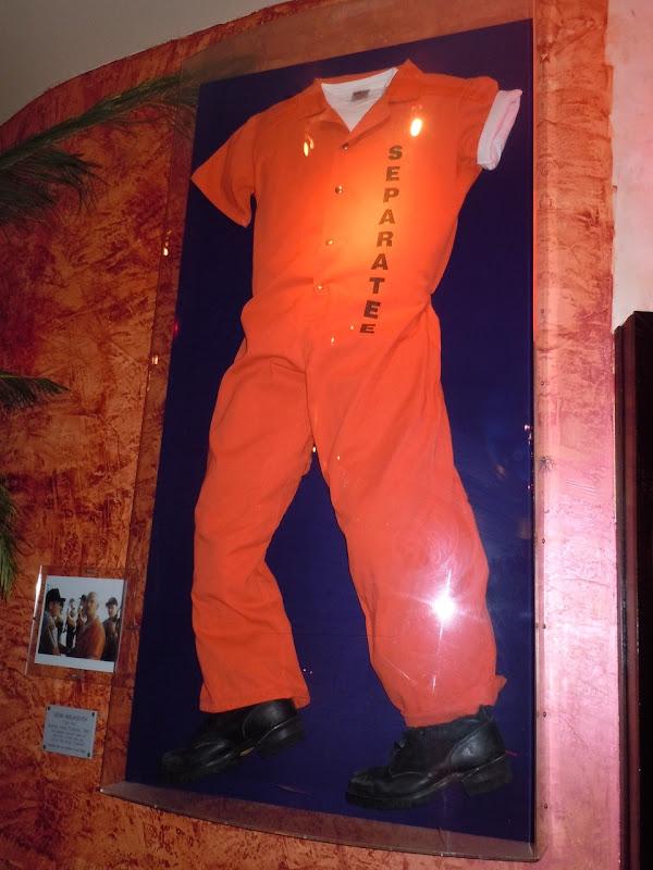 John Malkovich Con Air prison costume