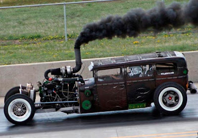 Dodge 28 Rat Rod