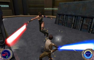 Jedi Knight II Jedi Outcast PC Gameplay