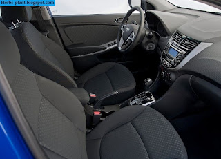 Hyundai accent car 2012 interior - صور سيارة هيونداى اكسنت 2012 من الداخل