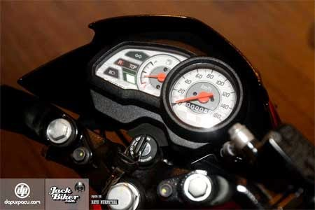 speedometer Satria FU 115 Young Star