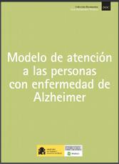 Modelo de atención a las personas con enfermedad de Alzheimer