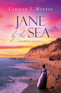 Book cover:Jane by the Sea by Carolyn V Murray