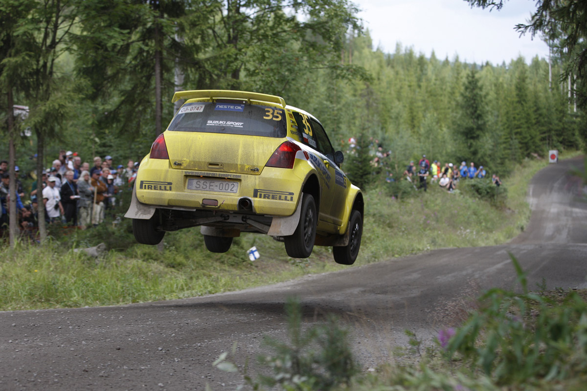 Suzuki Swift, rajdowy, rally, świstak, JWRC