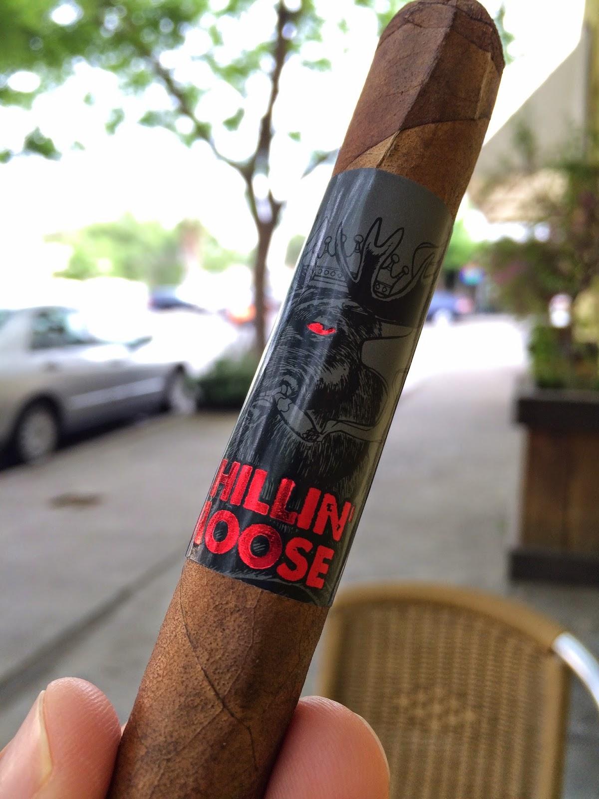 Foundry Chillin Moose cigar 1