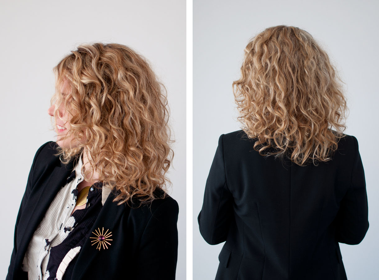 Moroccan Hair Styles: Moroccanoil Corners The Market On Curls