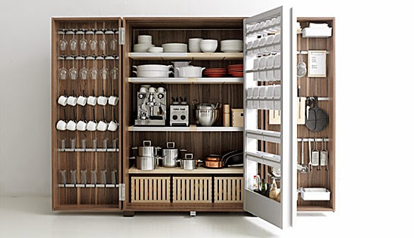 Crockery cabinet design ideas freshnist design for Room kabat design
