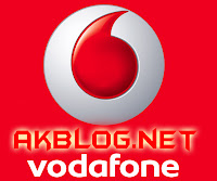 Akblog Vodafone banner tasarım