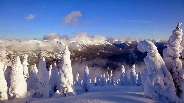 Powder King Ski Resort, British Columbia - Where is the Best Place for Skiing And Snowboarding in Canada
