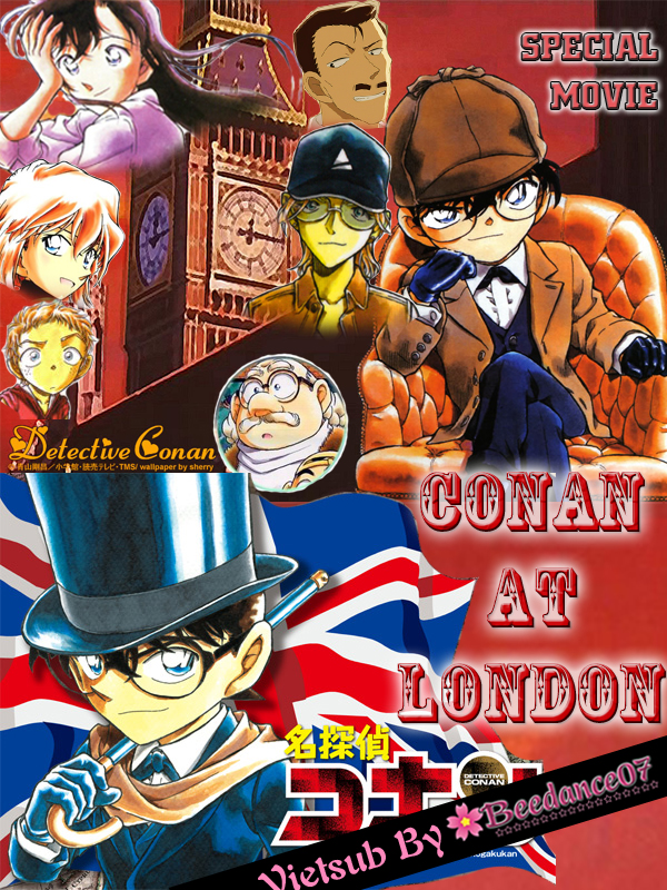 Detective Conan: Conan At London