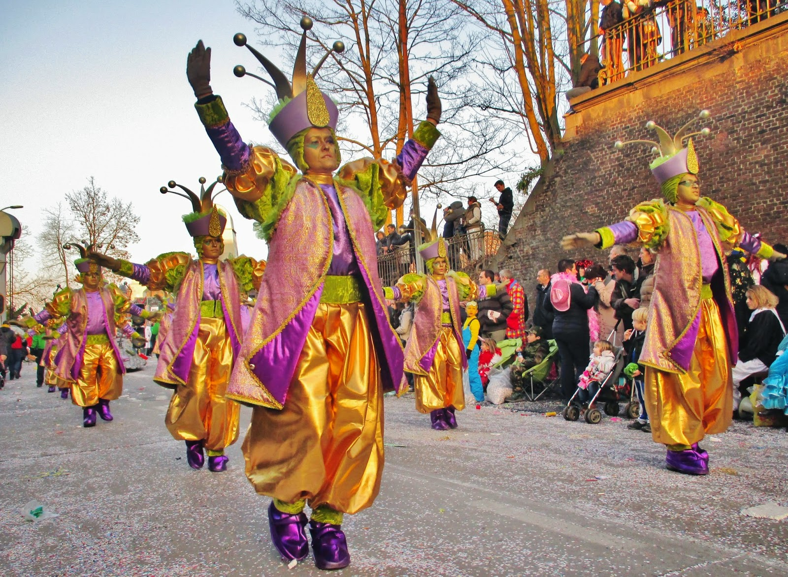 Carnaval Aalst foto- en videoblog: Aalst Carnaval 2017
