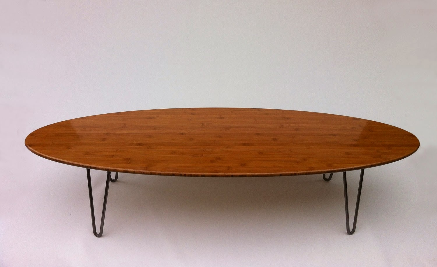 Oval Coffee Table Classic Design Wood With Metal Oval Coffee Table