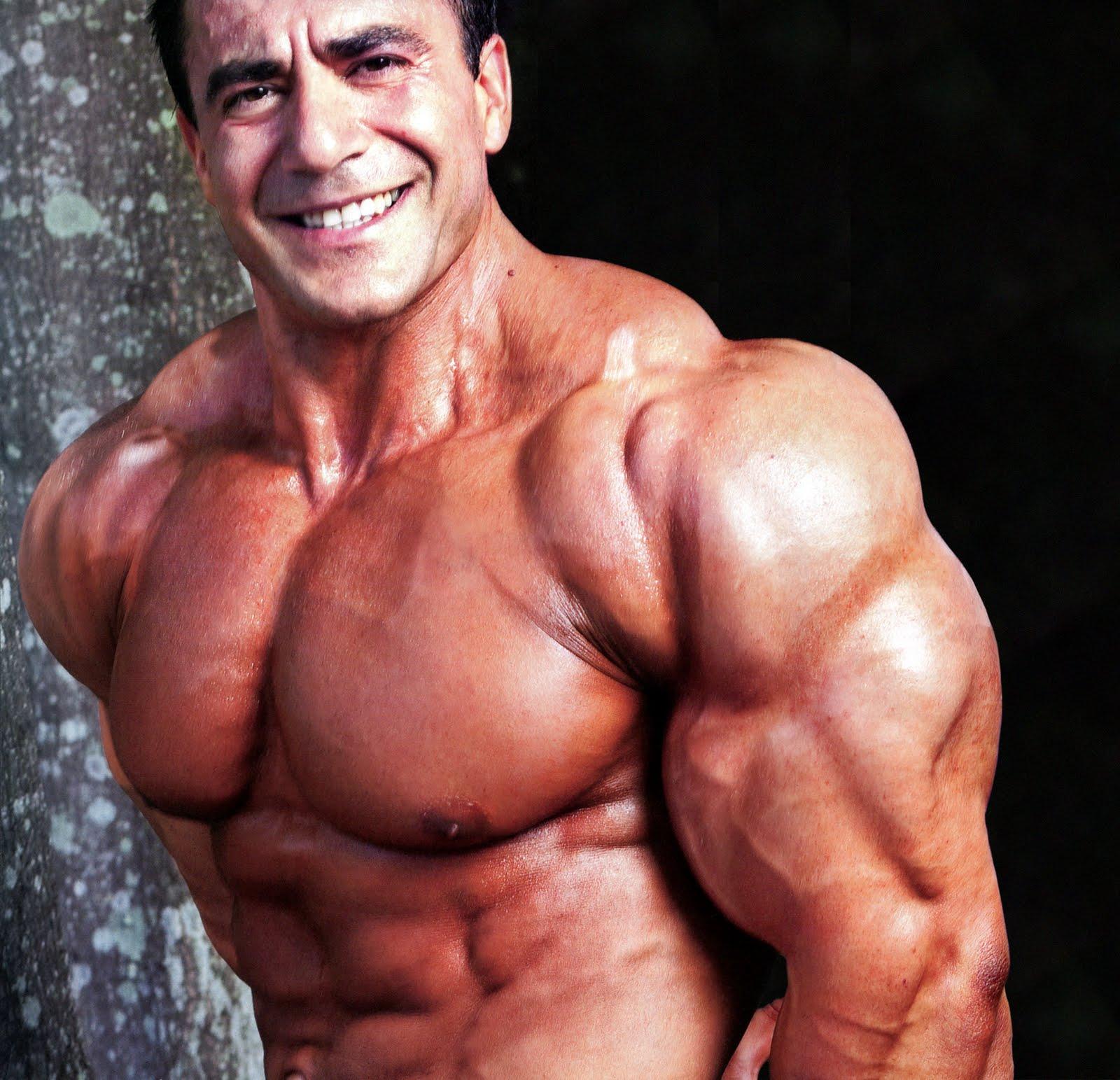 Grigori Atoyan, IFBB Pro Bodybuilder