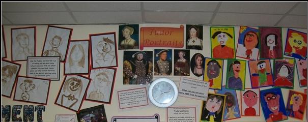 Classroom Punishment Ideas ~ Creative teaching displays crime and punishment classroom
