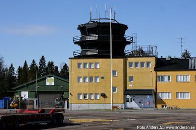 Flygplats Boden Flygledartorn