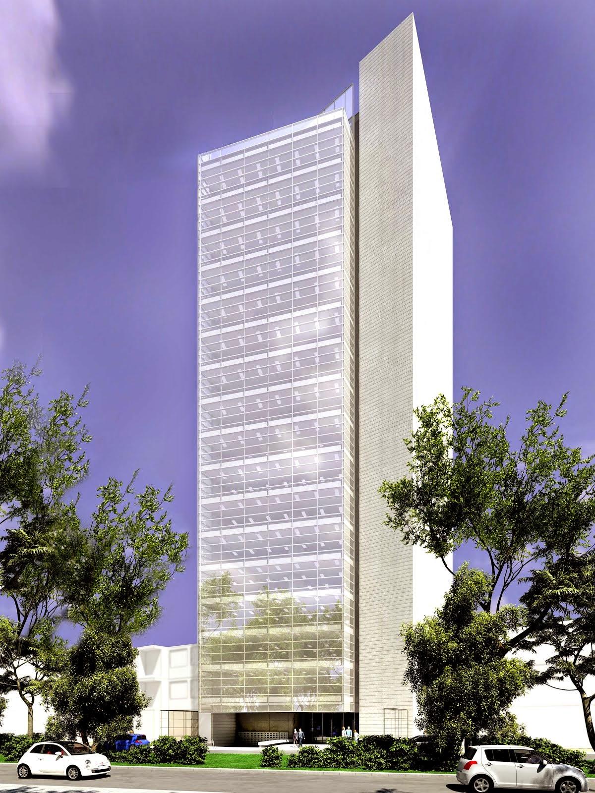 ALIAGA 455 - Edificio de Oficinas. Lima, Perú.