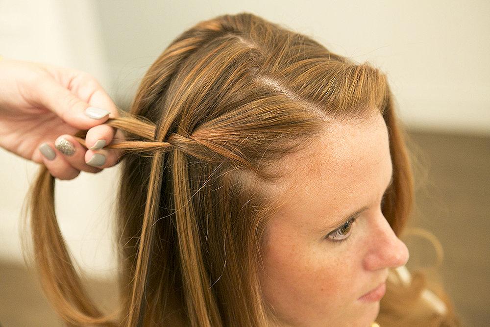 Peinados Con Partido De Lado - Peinado ondas de lado SoyActitud Actitudfem