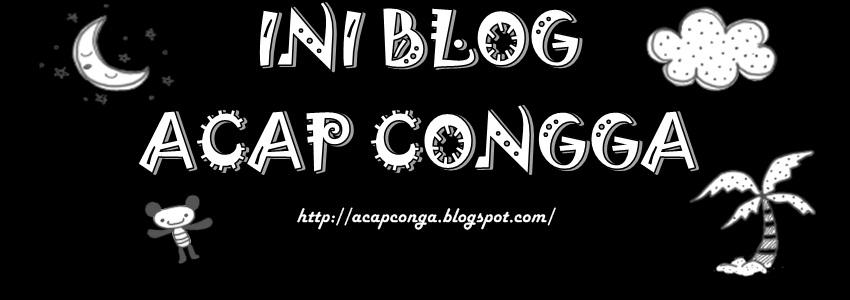 BLOG ACAP CONGA