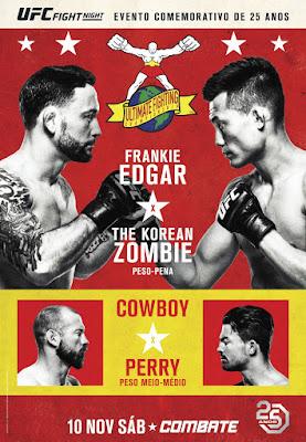 UFC Fight Night Korean Zombie Vs Rodríguez 2018 Custom HD Latino