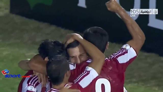 أهداف مباراة  بوليفيا 0 - 2  أوروجواي