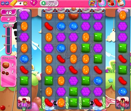 Candy Crush Saga 726
