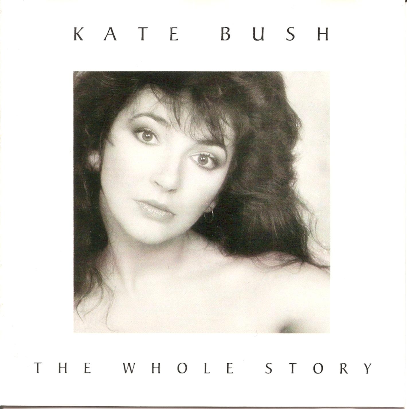 Kate Bush The Whole Story Cd