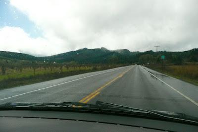 Between Veneta And Florence, Oregon, Lane County, Coast Range