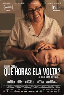 CineCidadania exibe filme 'Que Horas Ela Volta?' em Cuité, nesta terça (10)
