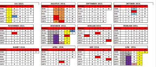 Download Kalender Pendidikan Tahun Ajaran 2013/2014 ~ EMC UIN Alauddin